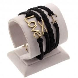 Bracelet SALYA Cuir